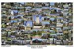 University of Redlands Campus Art Print
