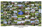 University of Southern Maine-Gorham Campus Art Print