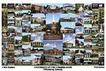 University of the Cumberlands Campus Art Print