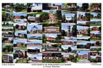 University of Wisconsin-La Crosse Campus Art Print