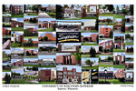 University of Wisconsin-Superior Campus Art Print