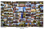 University of Akron Campus Art Print