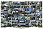 University of Alaska Anchorage Campus Art Print