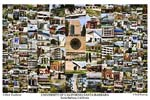 University of California, Santa Barbara Campus Art Print