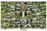 Reed College Campus Art Print