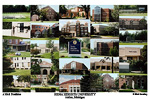 Siena Heights University Campus Art Print