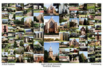 Saint Olaf College Campus Art Print