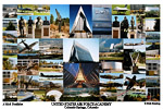 United States Air Force Academy Campus Art Print