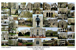 Virginia Military Institute Campus Art Print