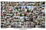 Virginia Commonwealth University Campus Art Print
