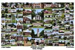 Adrian College Campus Art Print