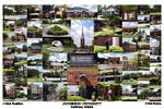 Anderson University Campus Art Print