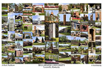 Bellarmine University Campus Art Print