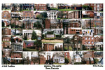 Berea College Campus Art Print