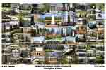 Birmingham-Southern College Campus Art Print