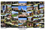 Bluefield College Campus Art Print