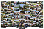 Ball State University Campus Art Print