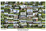Colby-Sawyer College Campus Art Print
