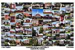 Campbellsville University Campus Art Print
