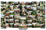Carleton College Campus Art Print